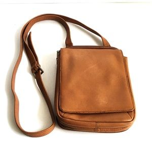 Vintage Hobo International Crossbody Bag / Wallet
